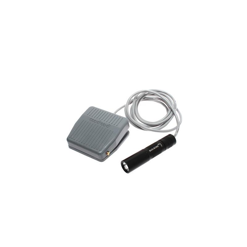 Bug-Bond Pro Light Adapter Kit AC-adapter og fotpedal