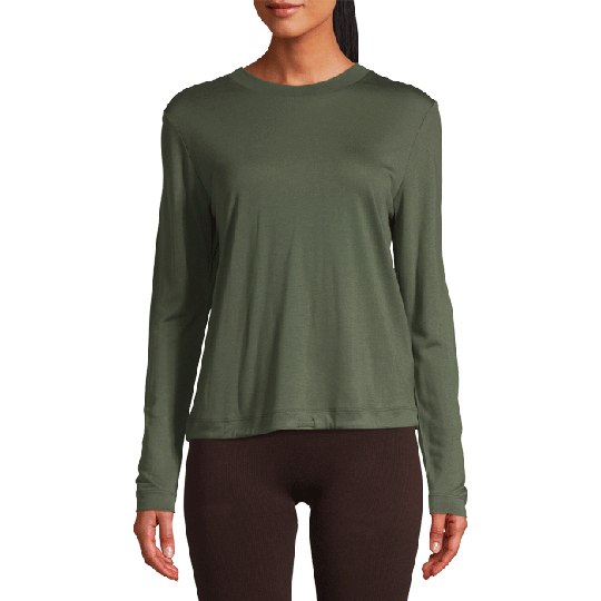 Ease Crew Neck, Northern Green