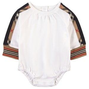 Burberry Kim Baby Body Vit 1 mån