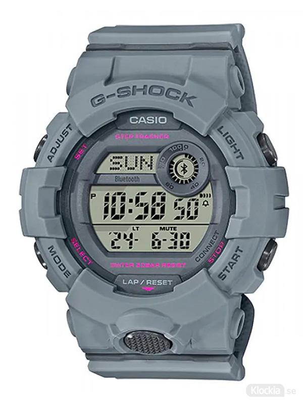 CASIO G-Shock Step Tracker Bluetooth GMD-B800SU-8ER