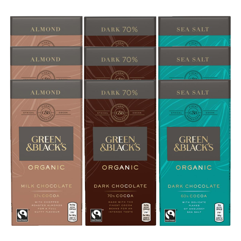 Eko Chokladpaket - 52% rabatt