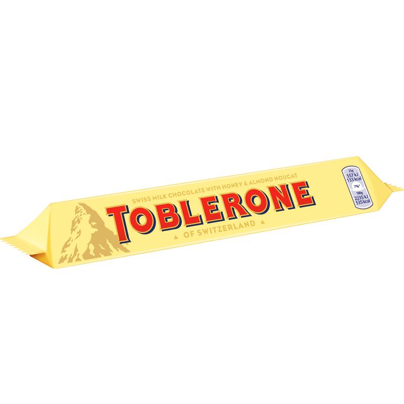 Toblerone - 44% rabatt