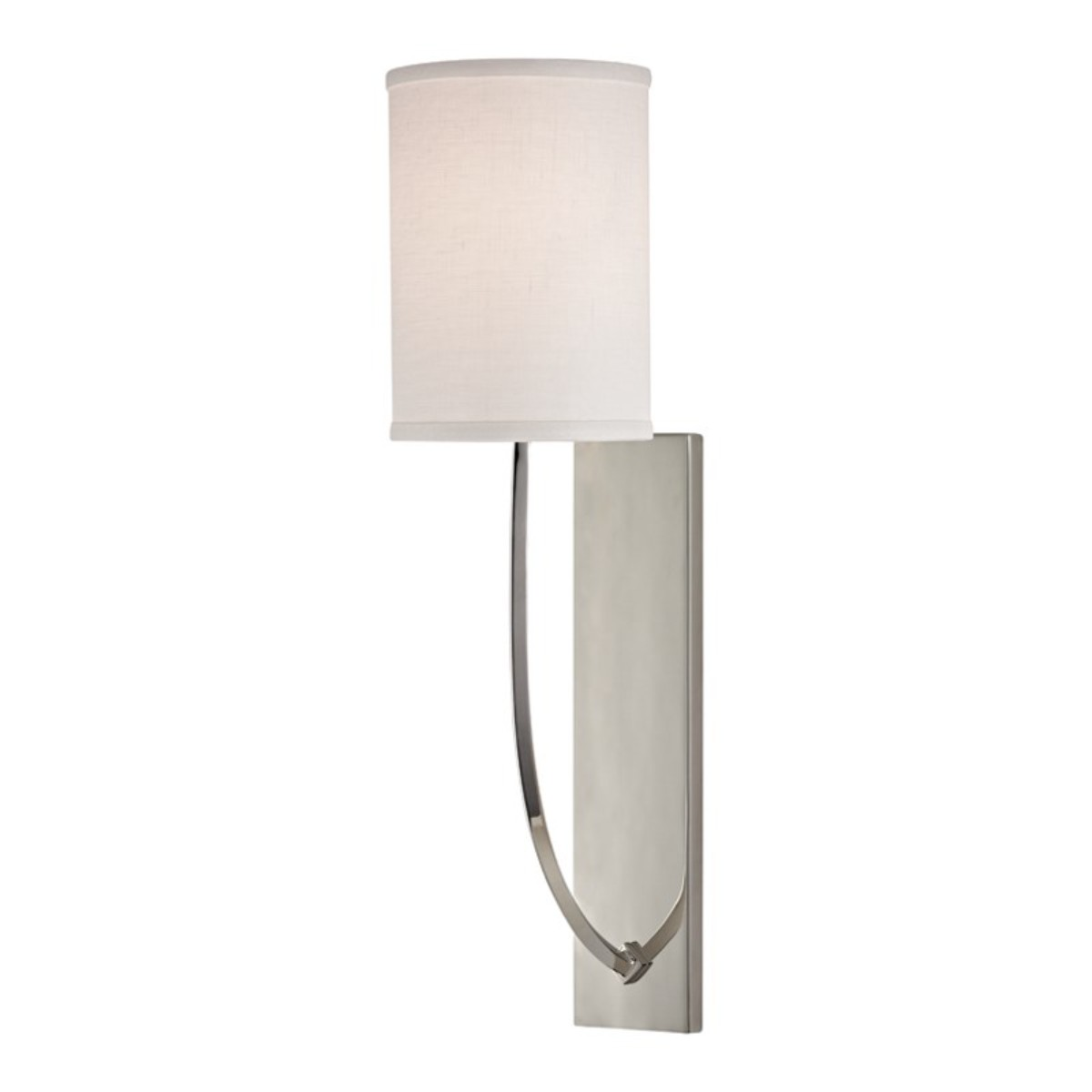 Hudson Valley | Colton Wall Light | Polished Nickel