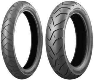 Bridgestone A 40 F ( 120/70 R19 TL 60V M/C, etupyörä )