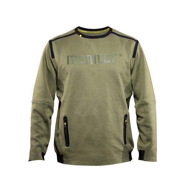 Monitor Sweat Two Sweatshirt grønn Str. XS