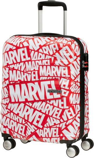 American Tourister Marvel Trillekoffert, Marvel Logo, 36L