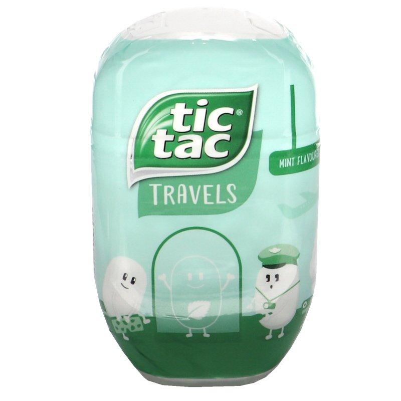 Tic Tac Mint - 27% rabatt