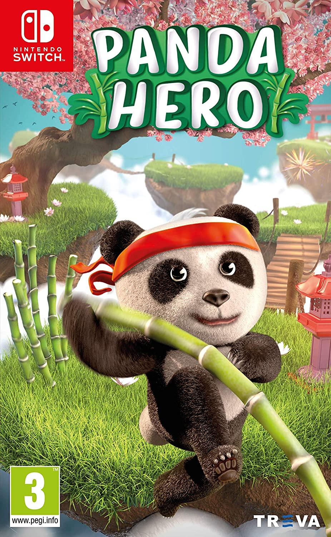 Panda Hero (Code in a Box)