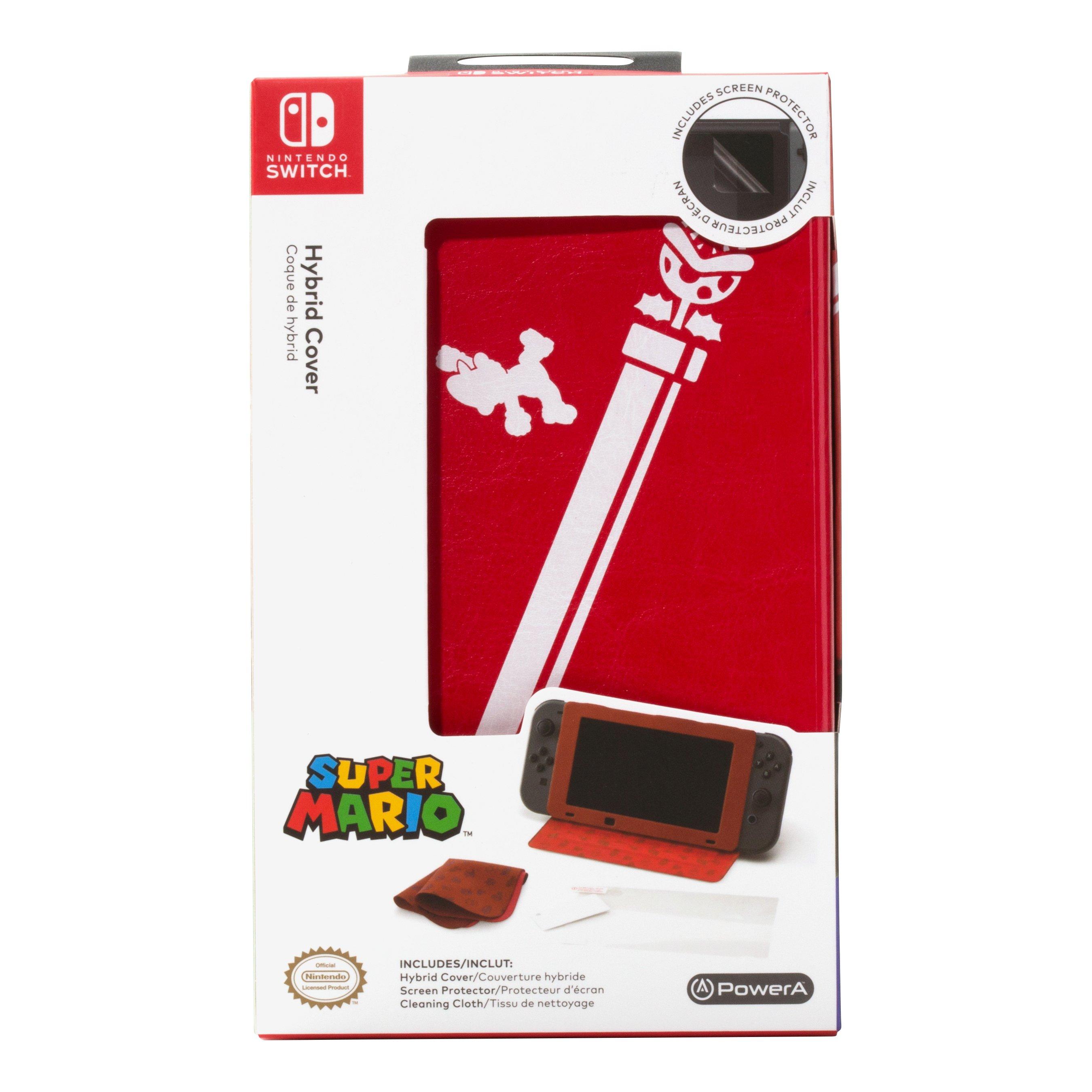 PowerA Hybrid Cover - Mario