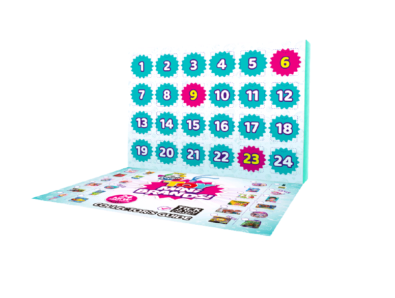 5 Surprises - Mini Brands - Toys Advent Calender 2021 (30209)
