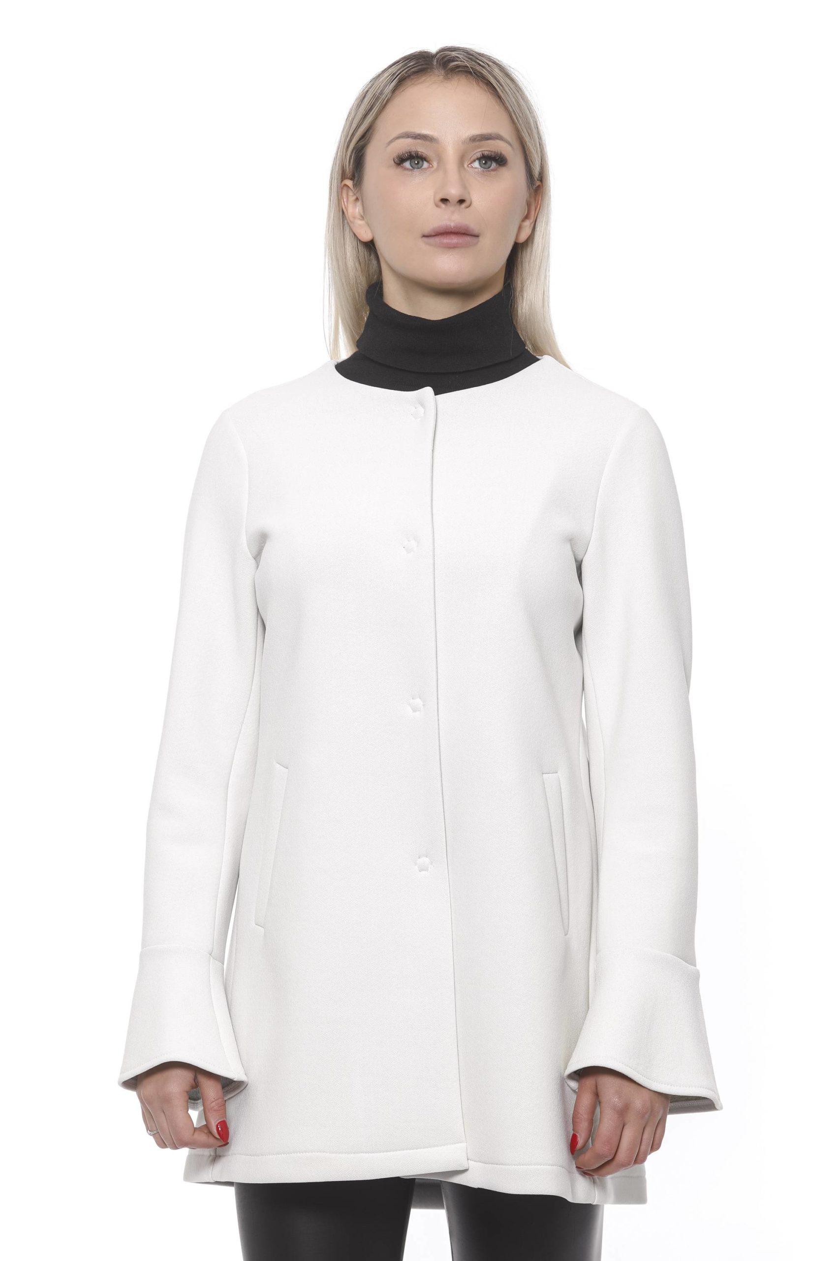 19V69 Italia Women's Ghiaccio Ice Jacket 191388332 - M