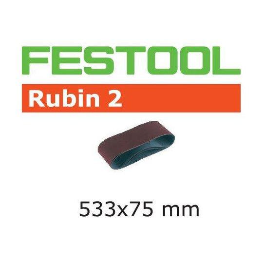 Festool RU2 Hiomanauha 533X75mm 10 kpl. P100