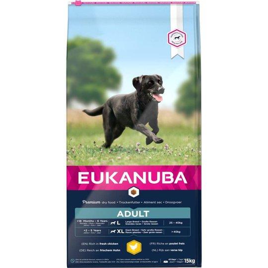 Eukanuba Dog Adult Large Breed (15 kg)
