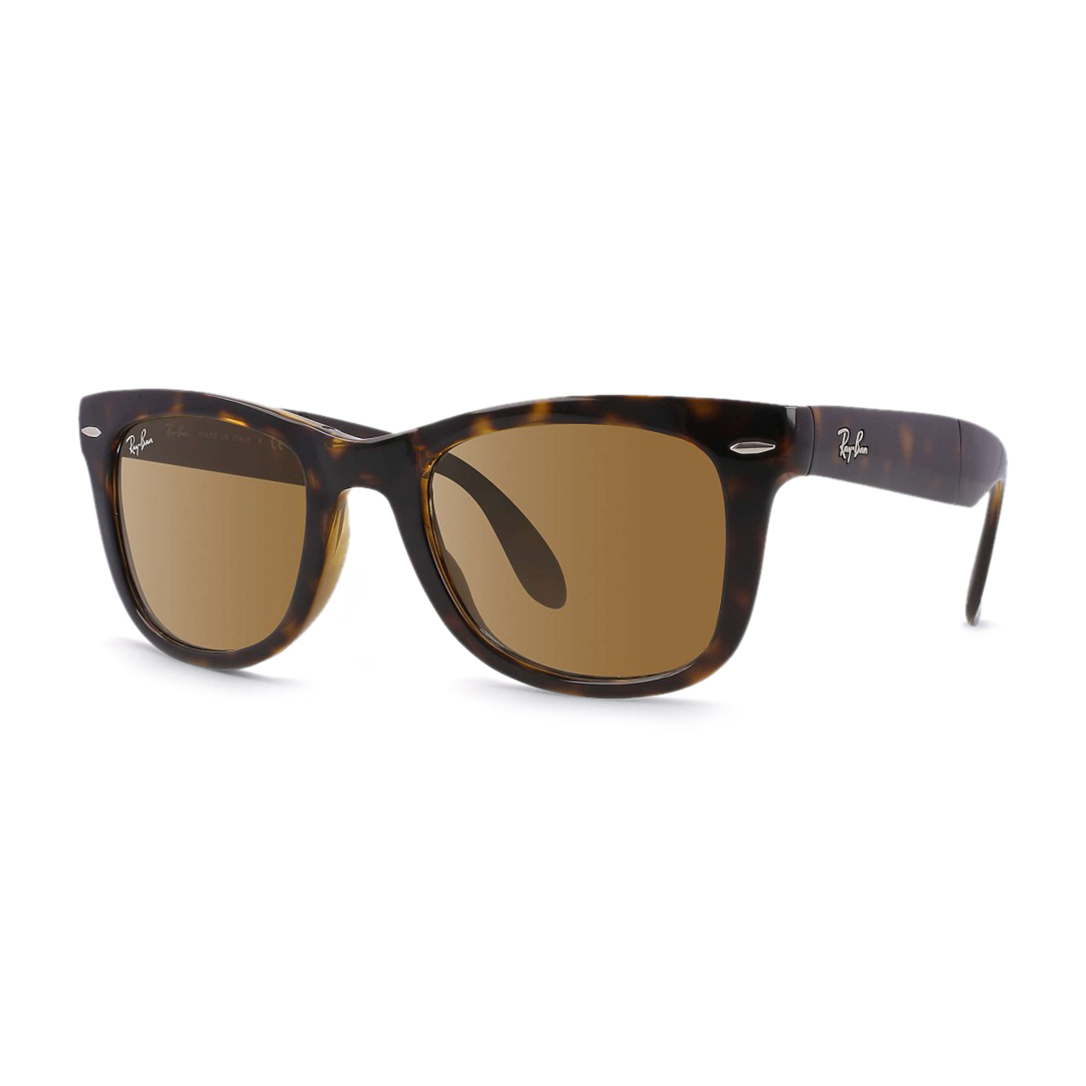Ray-Ban Unisex Sunglasses Various Colours 0RB4105 - brown-2 NOSIZE