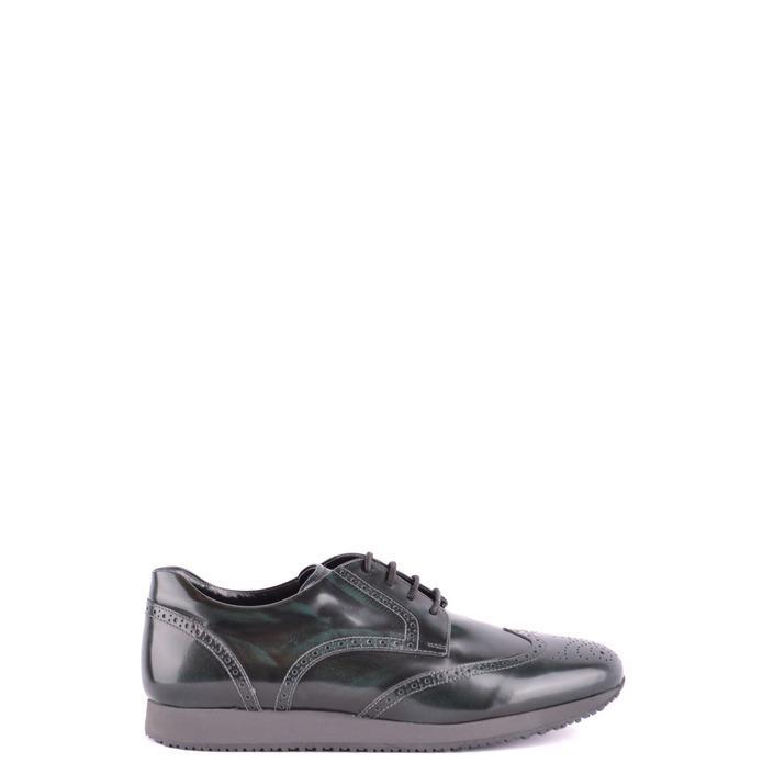 Hogan Men's Lace Ups Shoes Green 164461 - green 5