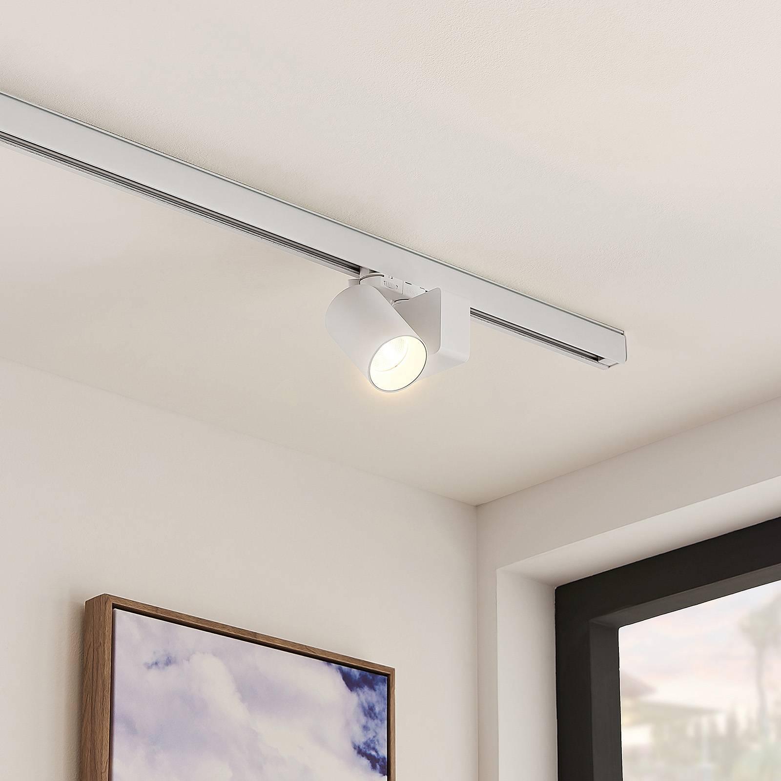 Arcchio Atnur LED-3-vaihespotti, valkoinen