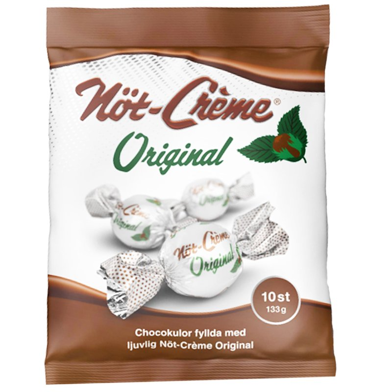 Godis Nöt-Crème 133g - 58% rabatt