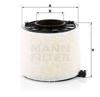 Ilmansuodatin MANN-FILTER C 17 011