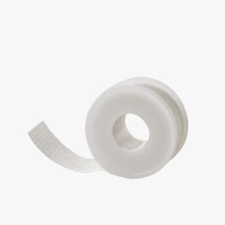 Fållfix leveä silitysnauha valkoinen