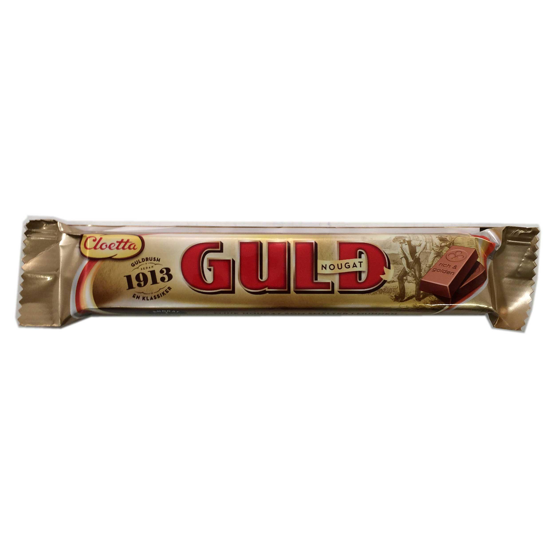 Guldnougat 50g - 44% rabatt
