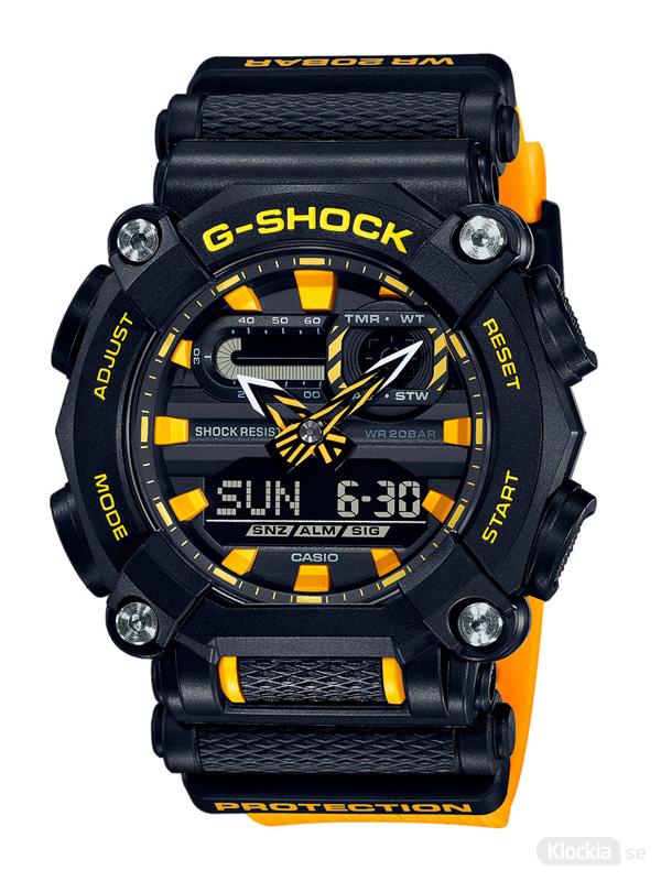 CASIO G-Shock Heavy Duty GA-900A-1A9ER