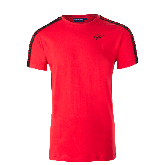 Chester T-Shirt, Red/Black