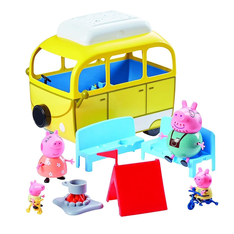 Peppa Pig - Deluxe Campervan Playset (6922)