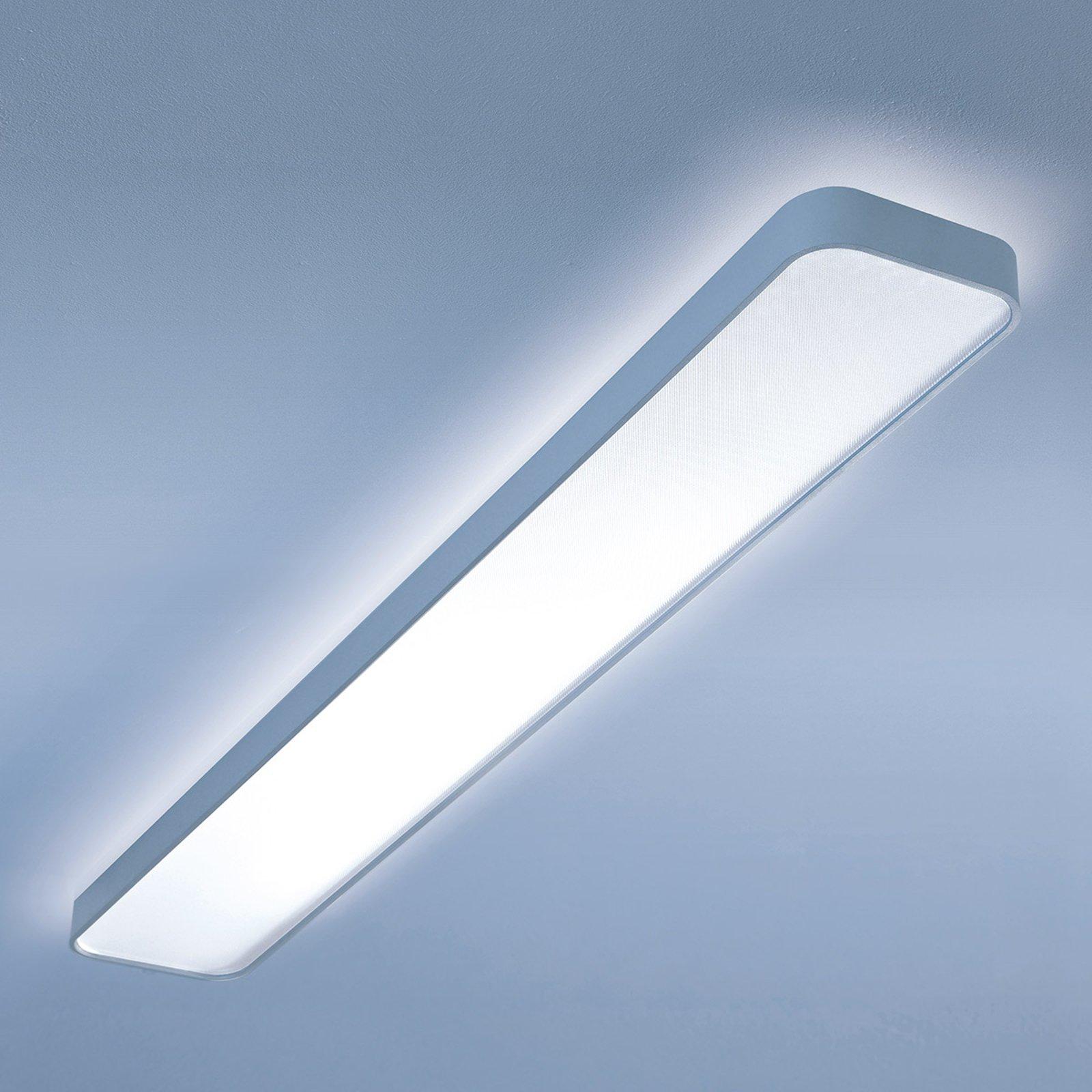 Caleo-X1 lang LED-taklampe varmhvit 150 cm