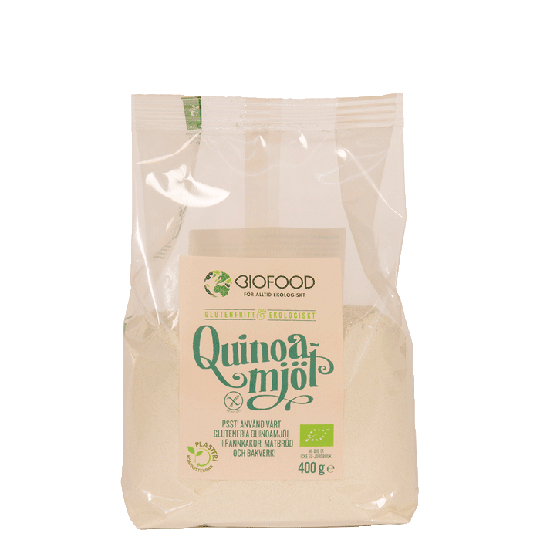Quinoamjöl, 400 g