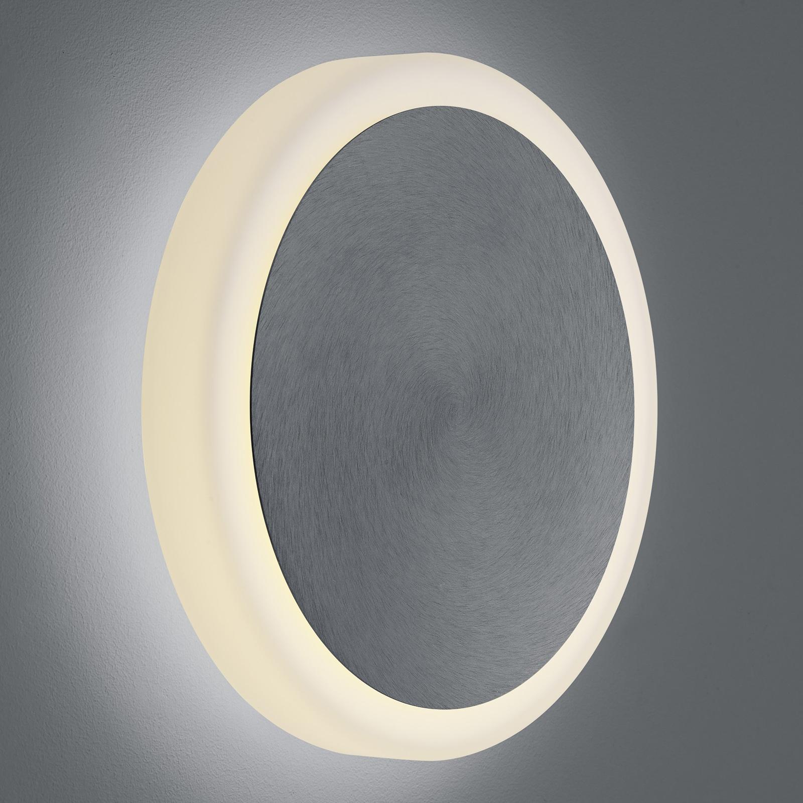 BANKAMP Button LED-seinävalaisin 33cm antrasiitti
