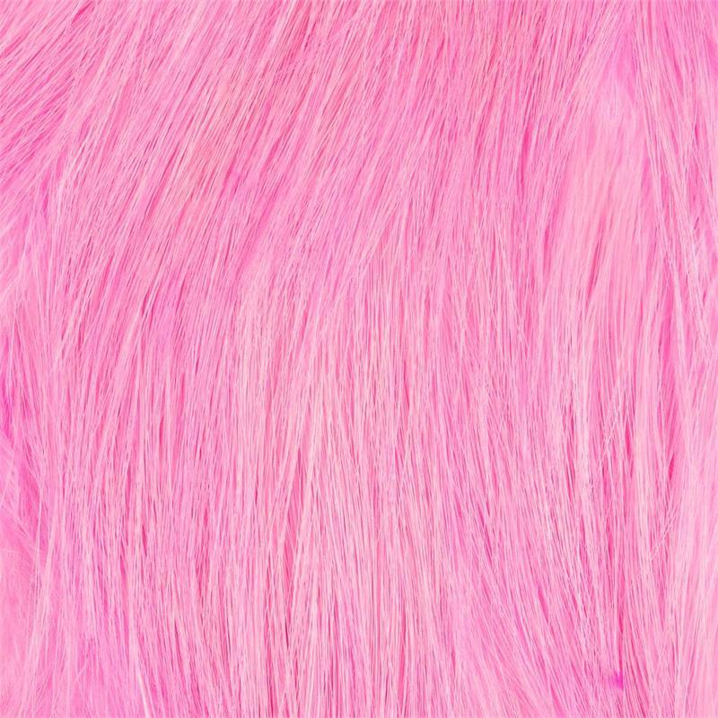 Whiting Bird Fur Shell pink