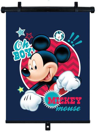 Disney Mickey Rullbar Solskjerm