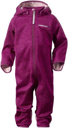 Didriksons Jiele Bodysuit, Lilac Str 60