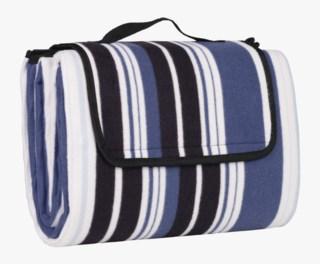 Marisa piknikviltti sininen