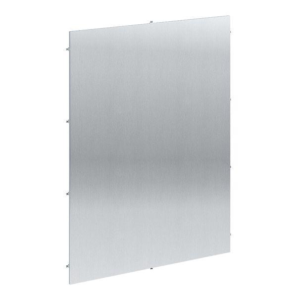 ABB UK600 2CPX031765R9999 Metallilevy sileä 2-rivinen