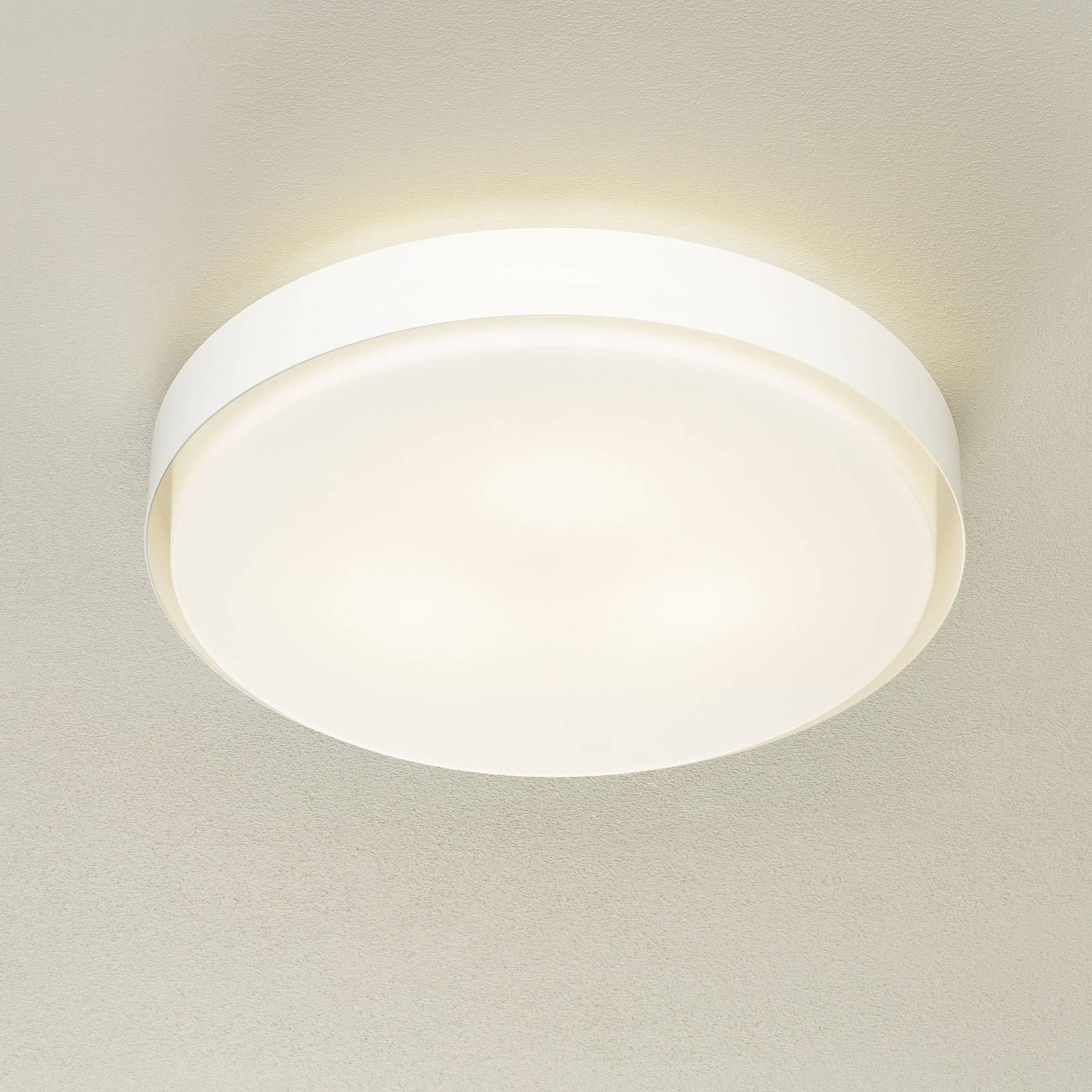 BEGA 89760 LED-taklampe E27 3 000 K hvit Ø 50 cm