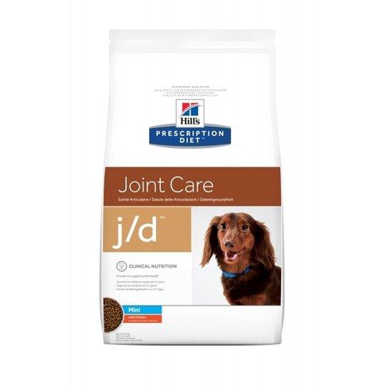Hill's Prescription Diet Canine j/d Joint Care Mini Chicken (5 kg)