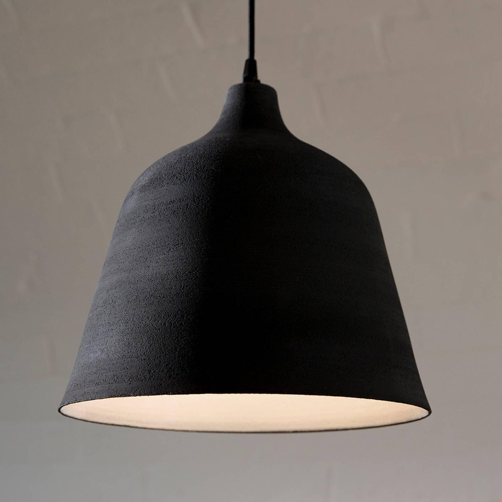 Karman T-Black - designer-hengelampe, 31 cm