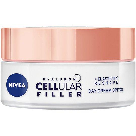 Cellular Filler Elasticity Reshape Day Cream SPF30, 50 ml Nivea Kasvovoiteet