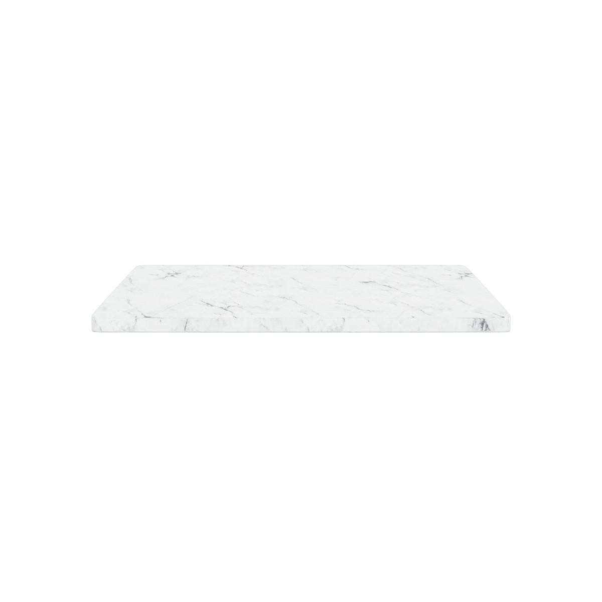 Montana Toppskiva Wire 34,8x34,8cm White Marmor