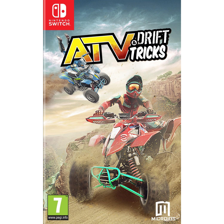 ATV Drift & Tricks (Code in a Box)