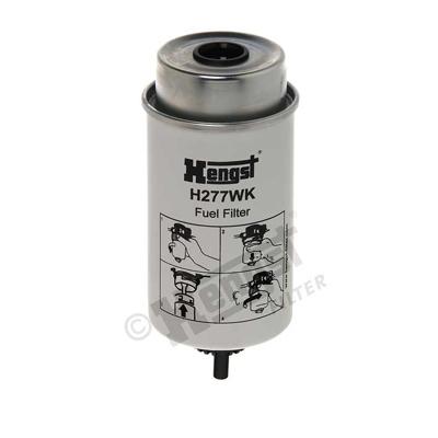 Polttoainesuodatin HENGST FILTER H277WK