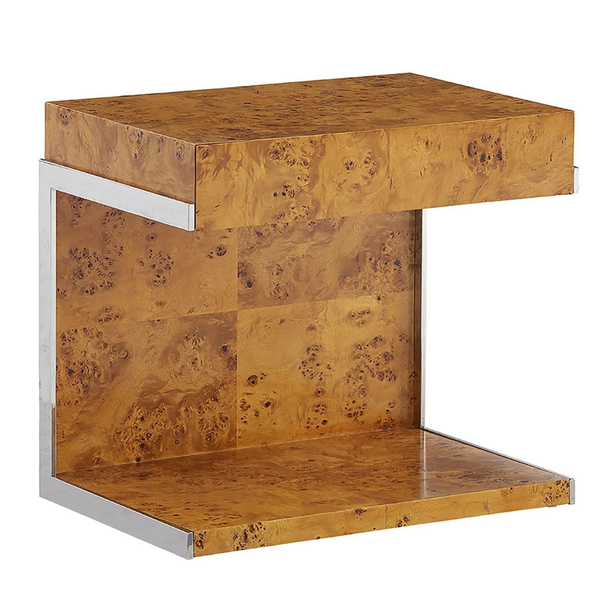 Jonathan Adler I Bond Cantilevered Side Table