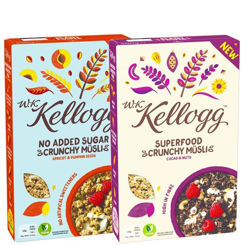 Kellogg's Muromyslit - 57% alennus