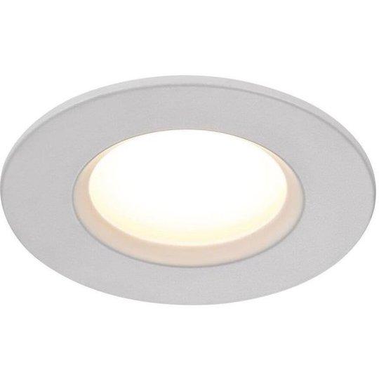 Nordlux DORADO 49410101 Kohdevalaisin 3x5,5W LED, 2700K, IP65 valkoinen