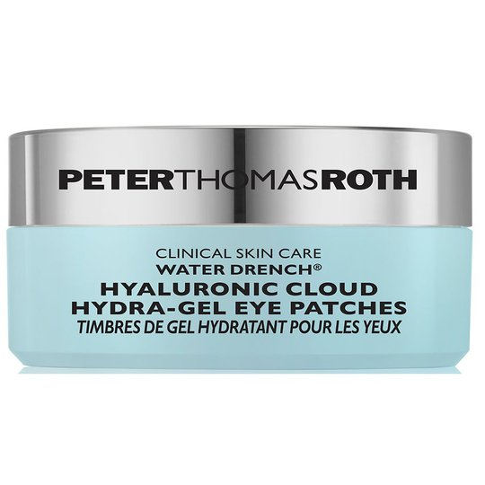 Peter Thomas Roth Water Drench Hyaluronic Cloud Hydra-Gel Eye Patches, Peter Thomas Roth Kasvonaamio
