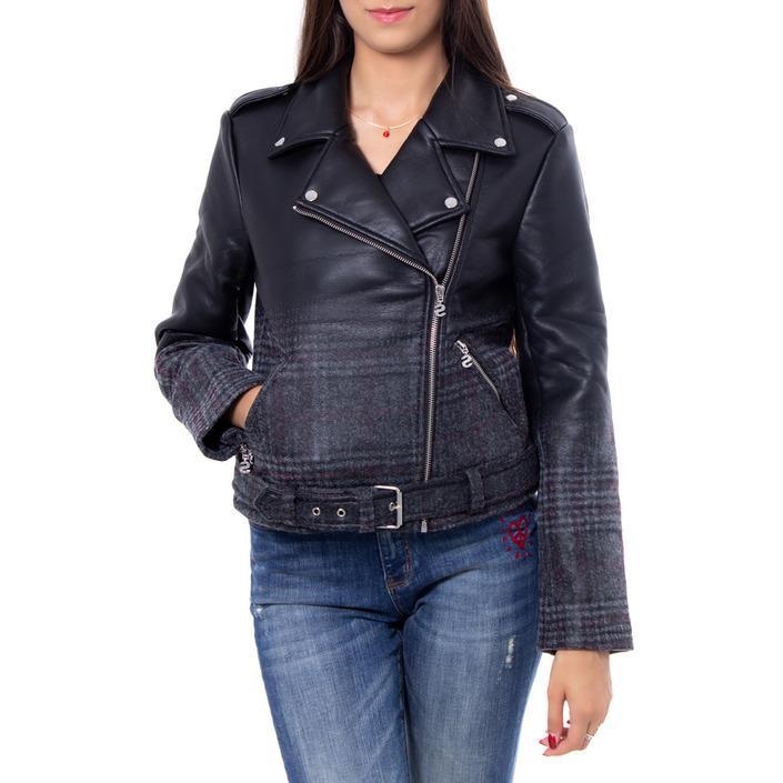 Desigual Women's Blazer Black 167681 - black 38