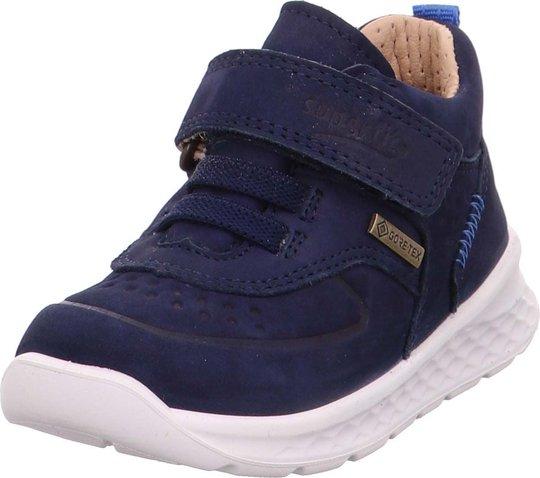 Superfit Breeze GTX Sneaker, Blue, 20