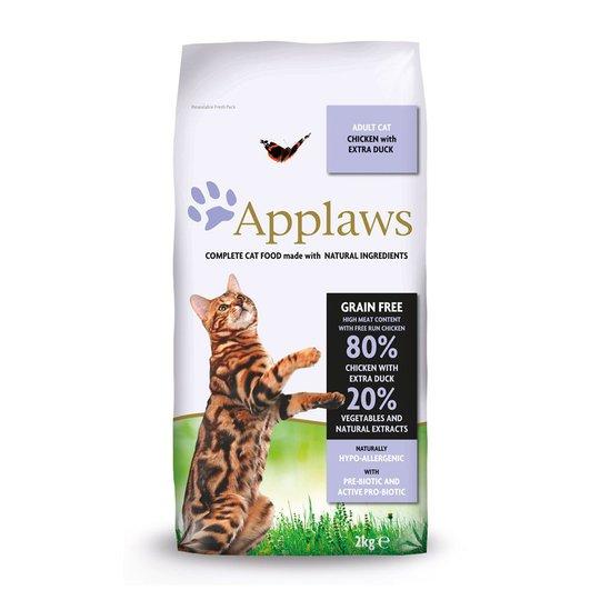 Applaws Cat Adult Grain Free Chicken & Duck (400 g)