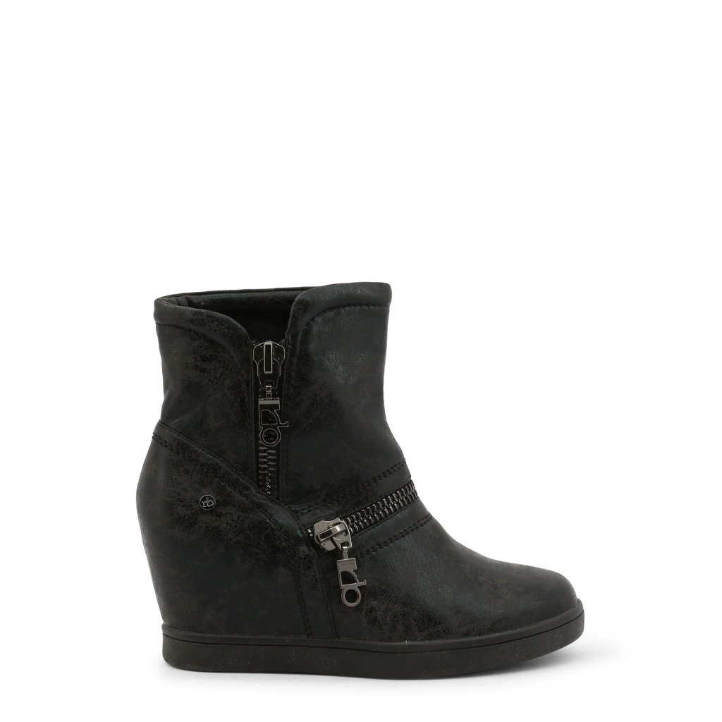 Roccobarocco Women's Ankle Boot Black RBSC0US02STD - black EU 37